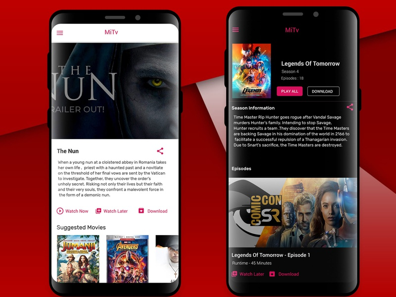 download movie streaming app android