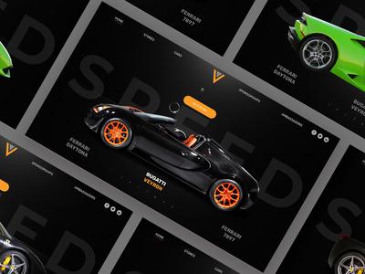 Auto Dealer Landing Page Design 2