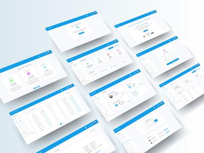 City Core - Finance Management Dashboard