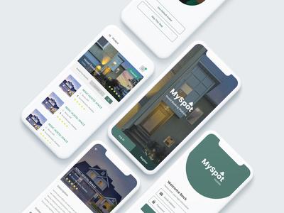 MySpot - Hostel Booking App For Students