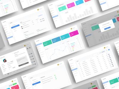 Teachable Admin UI