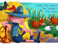 Nursery Rhyme Series (Lil' Boy Blue)