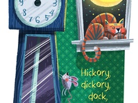 Nursery Rhyme Series (Hickory Dickory Dock)