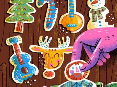 Luke Flowers annual Christmas concert christmas