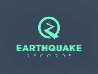 EQ Records label music branding brand mark logo