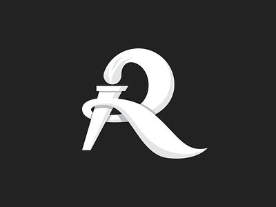Relay olympics relay torch concept branding logo design