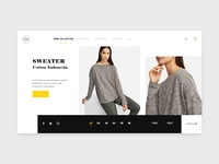 Adorable project e-commerce mobile web