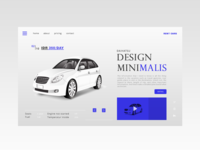 UI Explorations rent cars