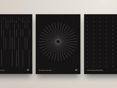 V// Poster Series