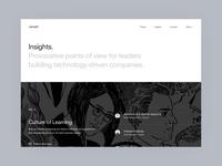 Versett.com Blog Concept