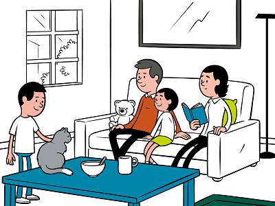 Illustration / Family