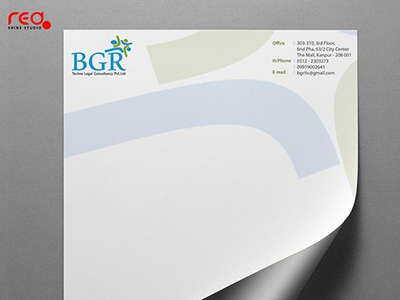 BGR Letter Head