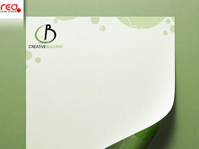 Creative Builders Letter Head