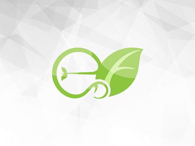 Elisa De Filippi type flat design vector typography logo lettering branding