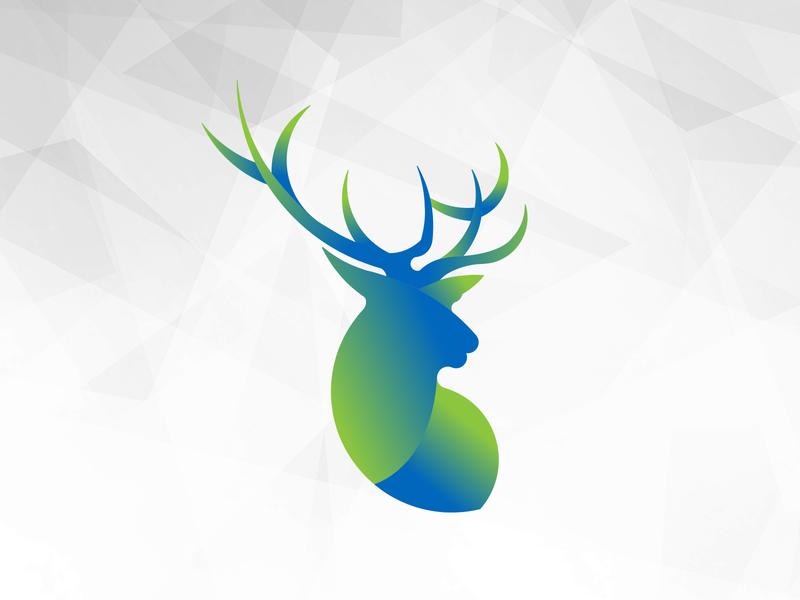 Golden ratio deer