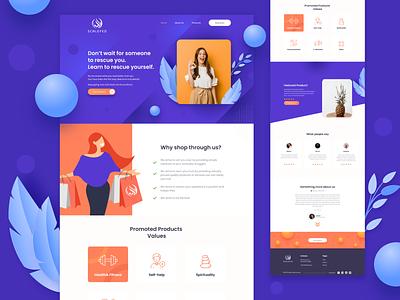 Scalefed Website Design homepage online shop ecommerce shop branding webdesigner website design webdesign ecommerce marketing products shopping shop