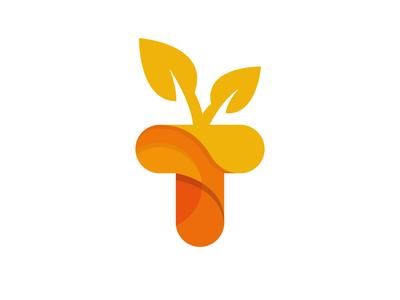 T nature letter Logo