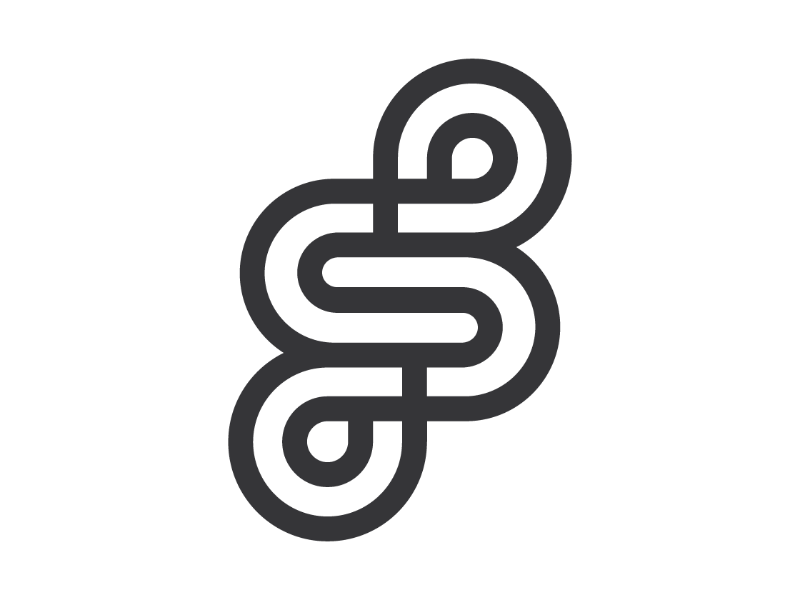 Letter S logo logo design ss font creative logos monogram letter s logo