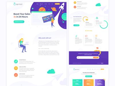 Aprikot Web Design