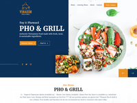 Vinason Food Web Design