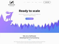 Moose Code Web Design
