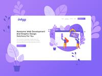 Website Redesign Inkyy