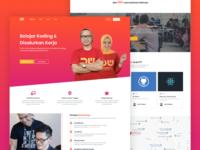 Dumbways - New Landing Page