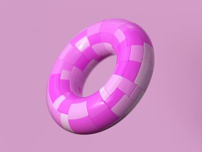 Donut Divider