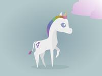 Pride Unicorn