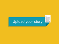 Upload story button