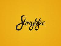 Storylific brand yellow