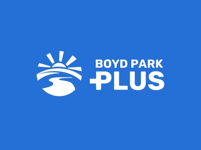 Boyd Park Plus Branding