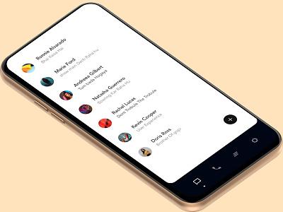 whatsapp redesign concept branding iphone flat whatsapp redesign concept typography daily ui minimal ux ui design