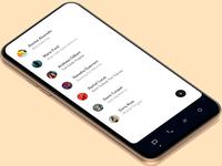 whatsapp redesign concept