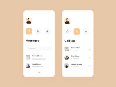 Messages & Calls