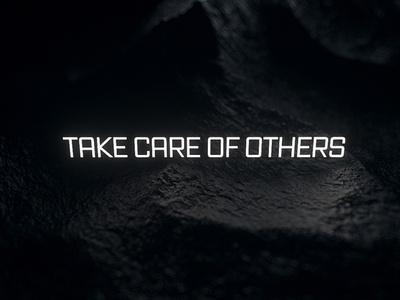 Take Care of Others