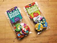 Beastly Badges Package