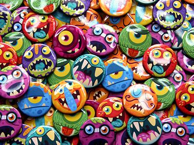 Final buttons
