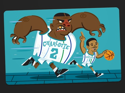 LJ & Muggsy (again for the first time, part 2: the beginning)