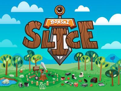 Bonsai Slice Logoz