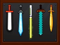 Bonsai Slice weapons