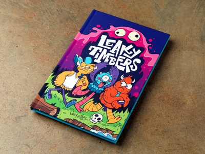 Leaky Timbers Book For Real