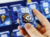 Wild Bear Pins