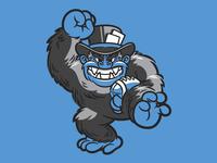 A.P.E. mascot
