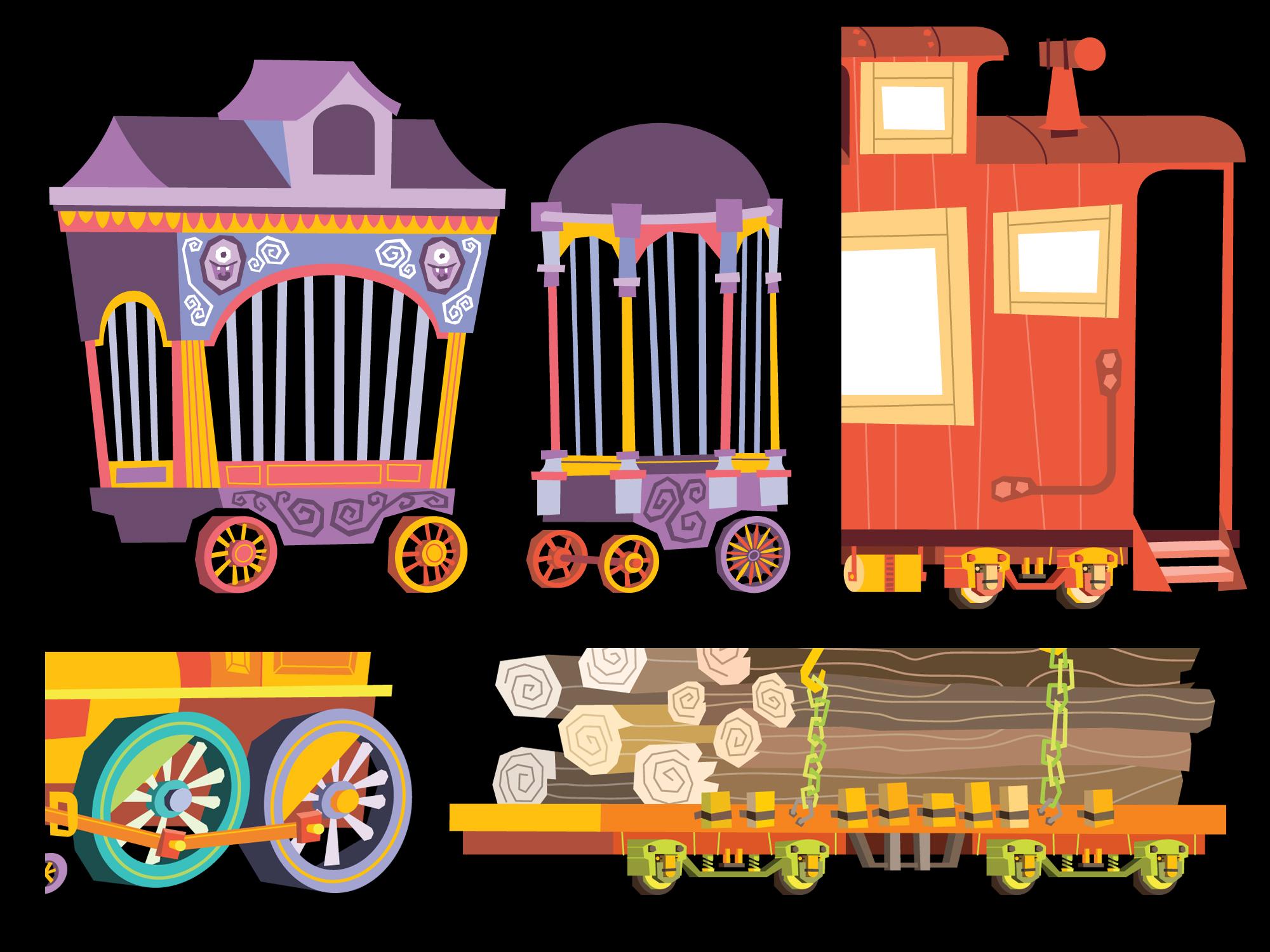 Train details