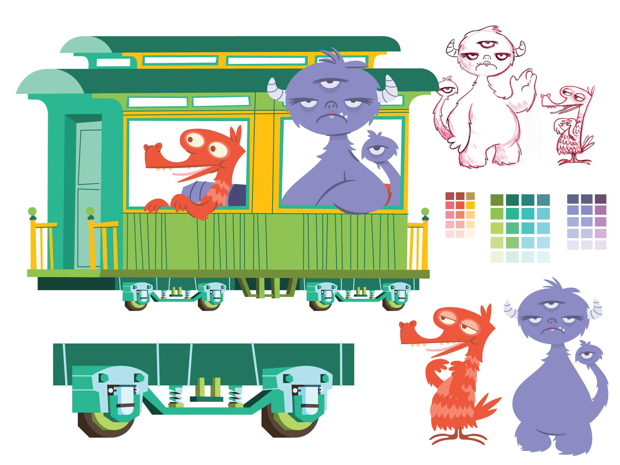 Moar train