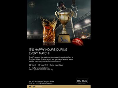 IPL Poster