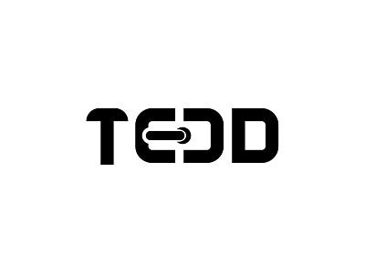 Tedd, A Belt Company Logo black and white brand identity branding modern logo simple logo minimalist minimal logo a belt company logo tedd
