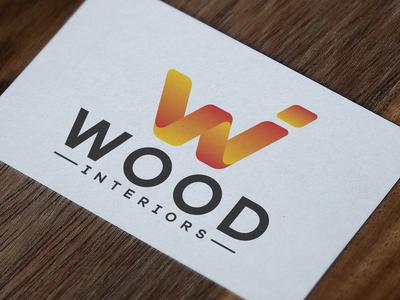 Wood Interiors Logo