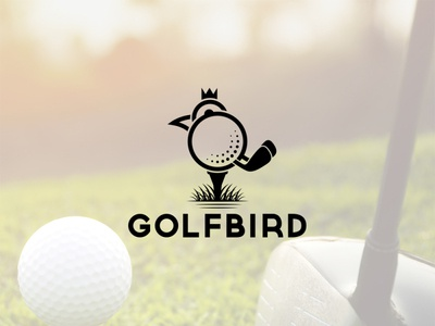 Golf Bird Logo